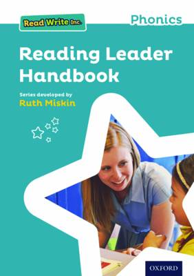 Read Write Inc. Phonics: Reading Leader Handbook book