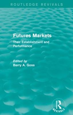 Futures Markets book