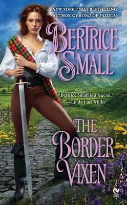 Border Vixen by Bertrice Small