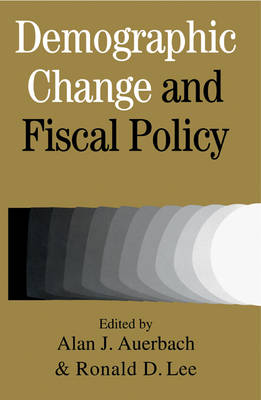 Demographic Change and Fiscal Policy book