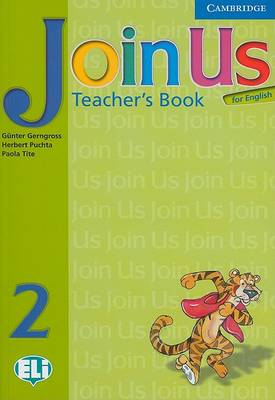 Join Us for English 2 Teacher's Book book