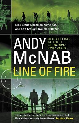 Line of Fire by Andy McNab