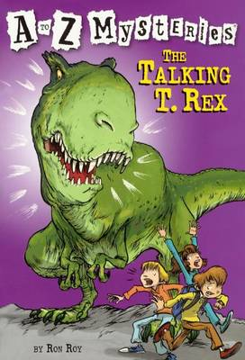 Talking T. Rex by Ron Roy