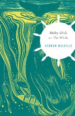 Mod Lib Moby Dick book