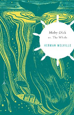 Mod Lib Moby Dick by Herman Melville