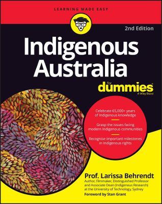 Indigenous Australia For Dummies book