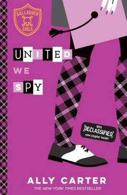 United We Spy by Ally Carter