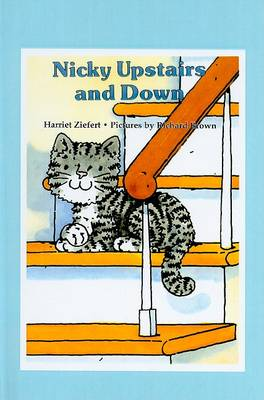 Nicky Upstairs and Down by Harriet Ziefert