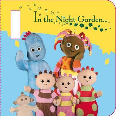 In the Night Garden Buggy Book by Andrew Davenport