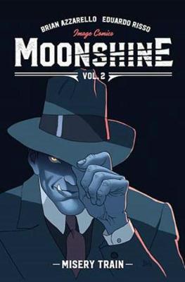 Moonshine Volume 2 by Brian Azzarello