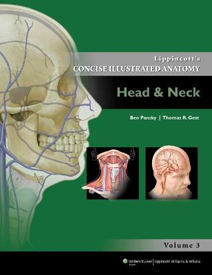 Lippincott Concise Illustrated Anatomy by Ben Pansky