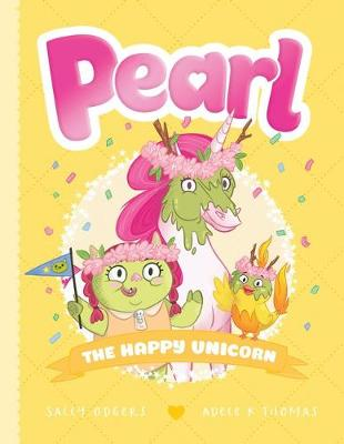 Pearl #4: The Happy Unicorn book