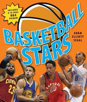 Basketball Stars by Adam Segal