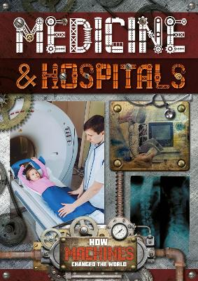 Medicine and Hospital by Robin Twiddy