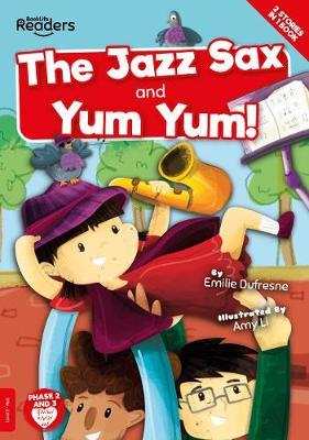 Yum Yum and the Jazz Sax book