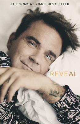 Reveal: Robbie Williams book
