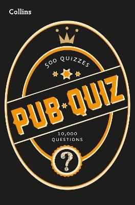 Collins Pub Quiz by Collins Puzzles