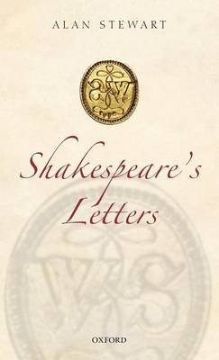 Shakespeare's Letters book