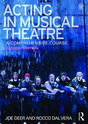 Acting in Musical Theatre book