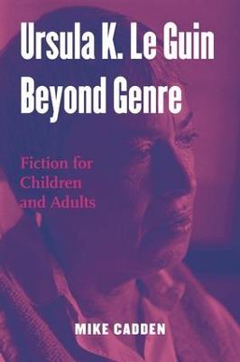 Ursula K. Le Guin Beyond Genre book