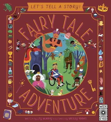 Let's Tell a Story: Fairy Tale Adventure book