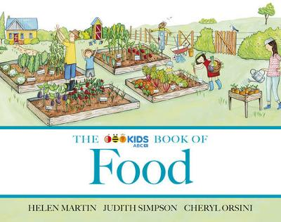 The ABC Book of Food by H Martin