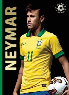 Neymar by Illugi Jokulsson