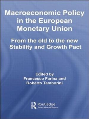 Macroeconomic Policy in the European Monetary Union by Francesco Farina