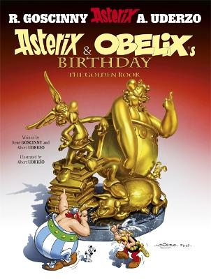 Asterix: Asterix and Obelix's Birthday by Rene Goscinny