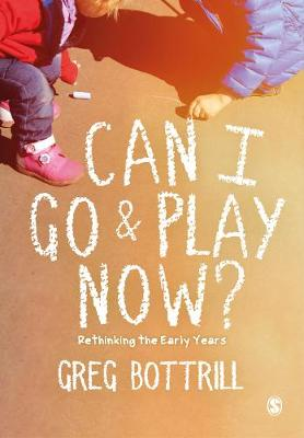 Can I Go and Play Now? book