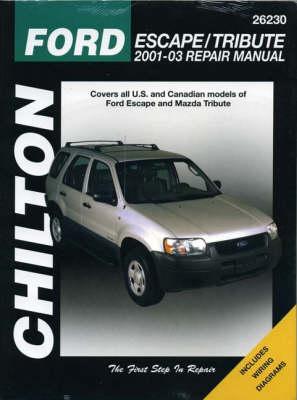 Ford Escape, Mazda Tribute 2001-03 book