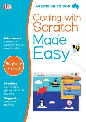 Coding With Scratch Made Easy by Kindersley Dorling