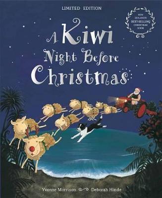 A Kiwi Night Before Christmas by Yvonne Morrison