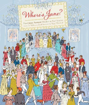 Where's Jane? by Rebecca Smith