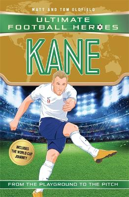 Kane by Matt Oldfield