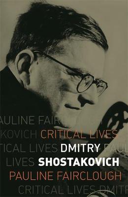 Dmitry Shostakovich by Pauline Fairclough