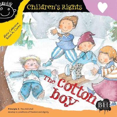 Cotton Boy by Aleix Cabrera