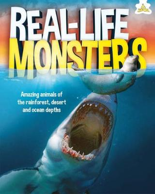 Real-Life Monsters book
