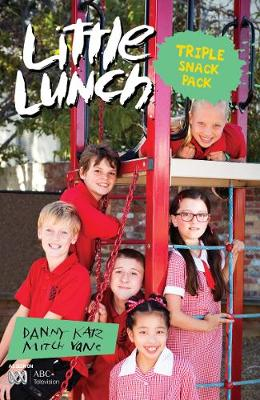Little Lunch: Triple Snack Pack book