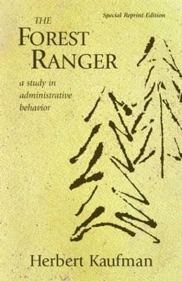 Forest Ranger book