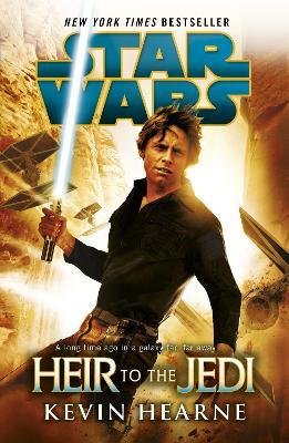 Star Wars: Heir to the Jedi book