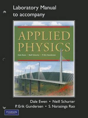 Lab Manual for Applied Physics by Dale Ewen