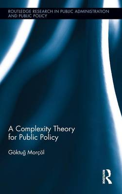 A Complexity Theory for Public Policy by Goktug Morcol