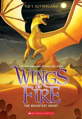 Wings of Fire #5: Brightest Night by Tui,T Sutherland