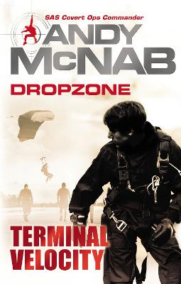 DropZone: Terminal Velocity by Andy Mcnab
