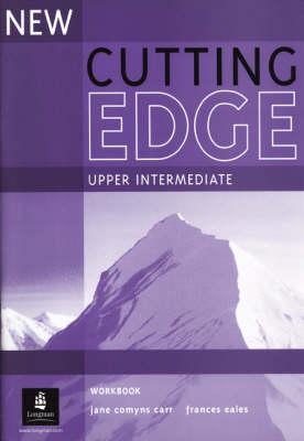 New Cutting Edge Upper-Intermediate Workbook No Key by Jane Comyns-Carr