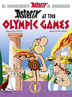 Asterix: Asterix at the Olympic Games book