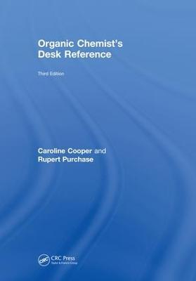 Organic Chemist's Desk Reference, Third Edition book