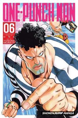 One-Punch Man, Vol. 6 by Yusuke Murata