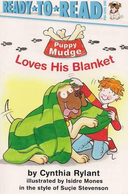 Puppy Mudge Loves His Blanket (4 Paperbacks/1 CD) by Cynthia Rylant